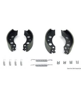 Kit freins pour remorque Knott 25-2025/1 250x40mm