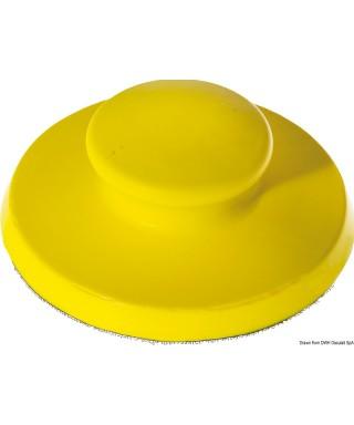 Support rigide velcro pour coussinets nettoyage Ø 150mm