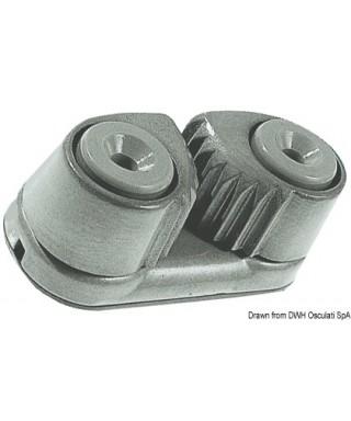Coinceur sur billes Delrin pour bouts 5/12 mm