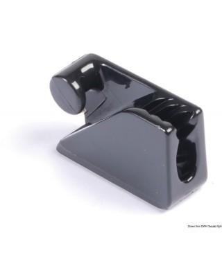 Coinceur clamcleat CL 223 nylon pour écoutes 3-6mm spécial nœuds coulants