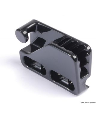 Coinceur clamcleat CL 234 nylon pour écoutes 6-12mm spécial nœuds coulants