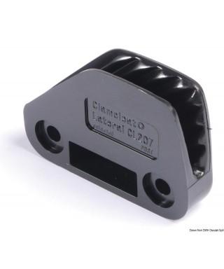 Coinceur clamcleat CL 207 nylon pour écoutes 6-10mm gauche