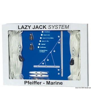 Lazy Jack KIT PFEIFFER jusqu'à 30 pieds