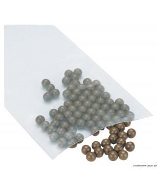 100 Sphères en Torlon 1 diamètre 6,4mm