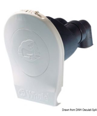 Pompe manuelle Whale Smart Bail embout 25 mm