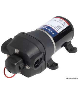Autoclave Europump 12 4 soupapes 12V Débit 12,5L/m peut fonctionner à sec