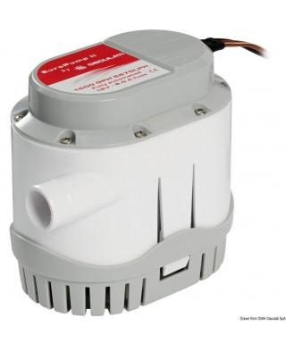 Pompe automatique Europump II 12V 96 L/min