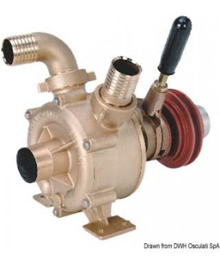 Pompe auto-amorçable en bronze 75 L/min