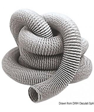 Tuyau autoextinguible pour aspirateur 104 mm compartiments moteurs