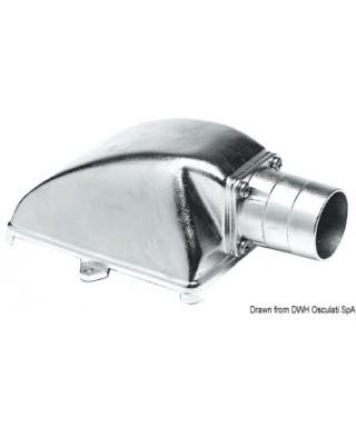 Crépine horizontal Inox 316 diamètre 38 mm