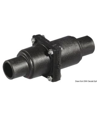 Clapet anti-retour ligne Whale 25/38 mm