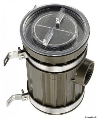 """Filtre eau de refroidissement Débit 550L/min PLUS Aquanet 2"""" 1/2"""