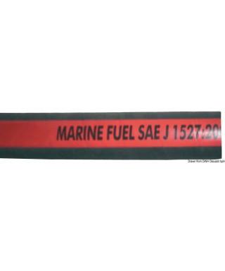 Tuyau lisse pour carburant classe A1 25 x 35,5 mm