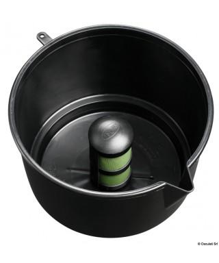 Entonnoir filtrant spécifique 0,005 pouces sépare l'eau de l'essence et gasoil