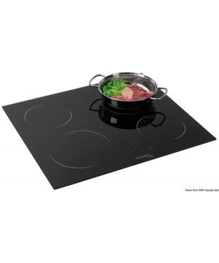 Plan de cuisson vitrocéramique 4 feux