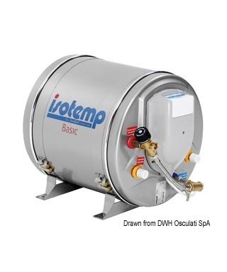 Chauffe-eau ISOTEMP Indel Webasto Marine 24 L 750W