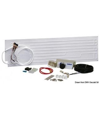 Evaporateur à plaque max 260 L réfrigérateur