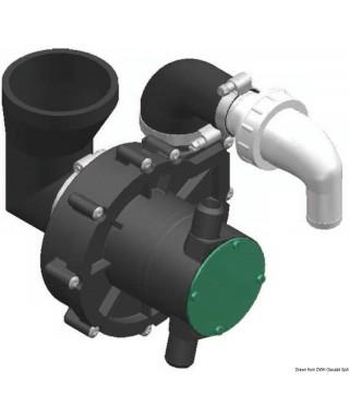 Pompe de rechange pour WC Slim 12V