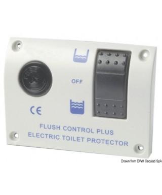 Tableau commande électronique universel pour WC électriques 12V