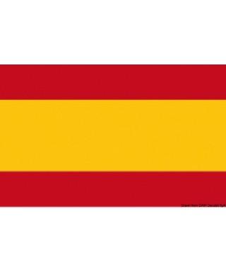 Pavillon Espagne 70 x 100 cm en tissu de polyester teintes indélébiles