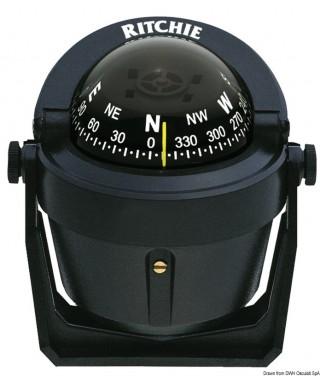 """Compas étrier RITCHIE Explorer 2""""3/4 Corps noir rose noir"""