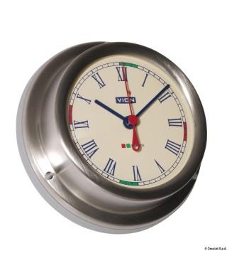 Horloge quartz Vion A100 SAT radiosecteur silence 106mm
