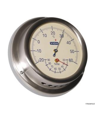 Thermomètre hygromètre Vion A100 SAT cadran diamètre 106mm
