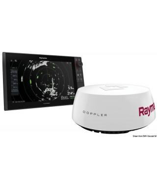 """Quantum Q24D Radar Doppler 18 """"sans câbles d'alimentation"""
