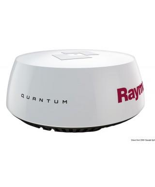 Antenne radar avec 10 m câble Raymarine Quantum 12/24V Débit 24 NM