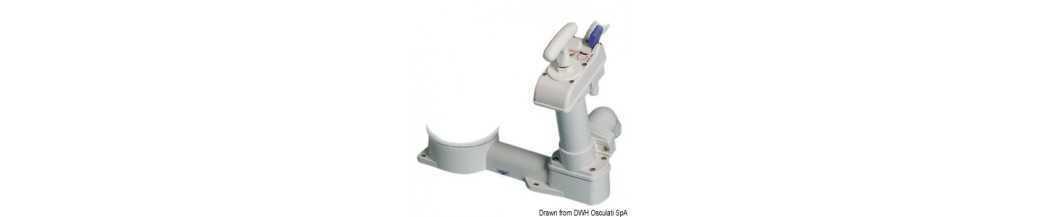 Pompe de rechange complète pour WC manuels