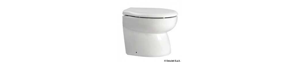 WC VACUUM BLUE WAVE Modèle Élégant bas avec pompe SILENT 80 dB