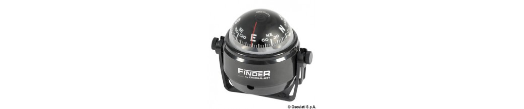 Compas FINDER 2'' 50 mm et 2''5/8 67 mm