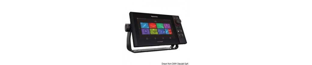 Écran multifonction à écran tactile RAYMARINE Axiom Pro