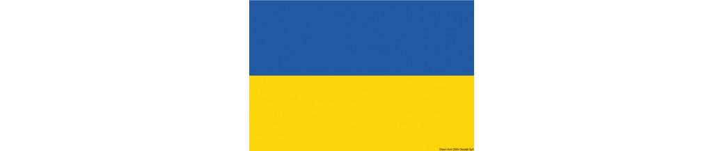 Pavillon Ukraine