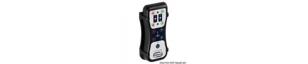 Radiocommande MZ ELECTRONIC Kompass-8 émetteur + récepteur